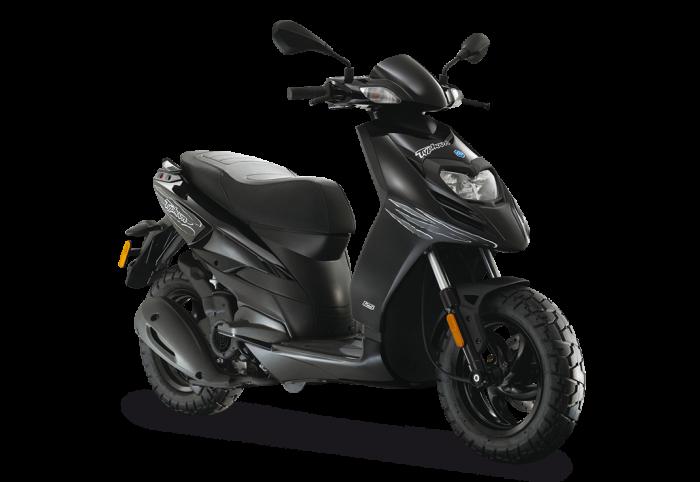 Scooter Piaggio TYPHOON 504T 2