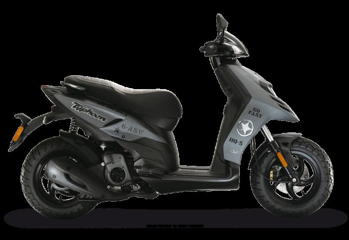 Scooter Piaggio TYPHOON 504T 1