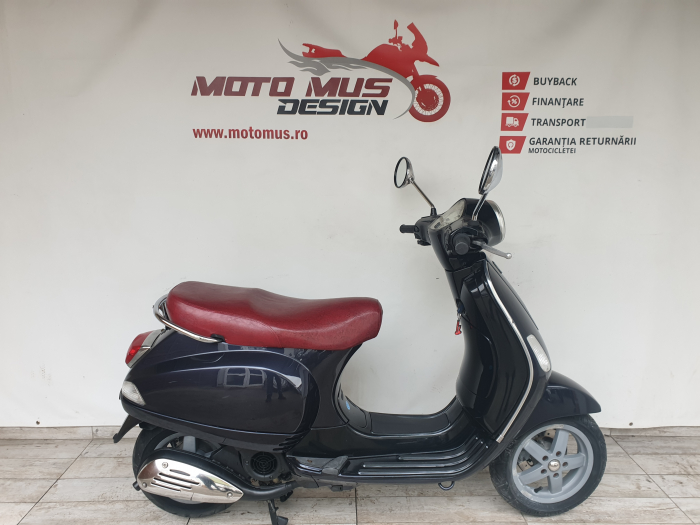 Scooter Piaggio Vespa 125cc 10CP - P4762 [0]