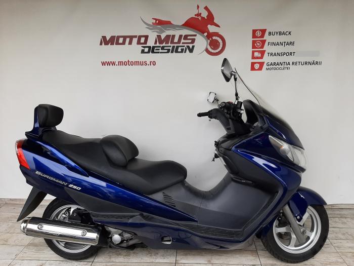 Scooter Suzuki Burgman 250 250cc 20CP - S03434 [0]