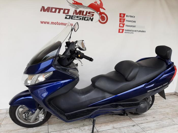Scooter Suzuki Burgman 250 250cc 20CP - S03434 [7]