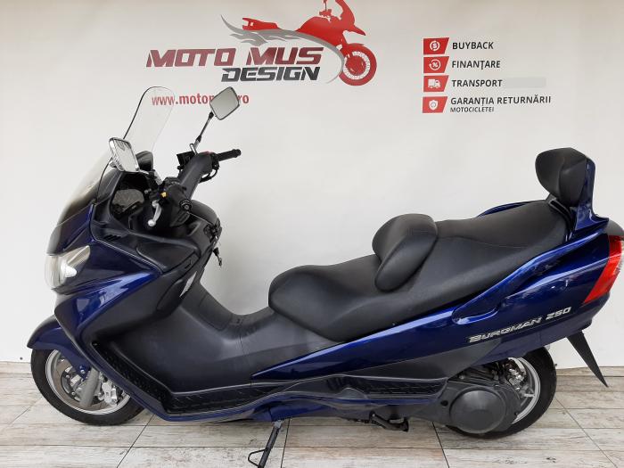 Scooter Suzuki Burgman 250 250cc 20CP - S03434 [6]