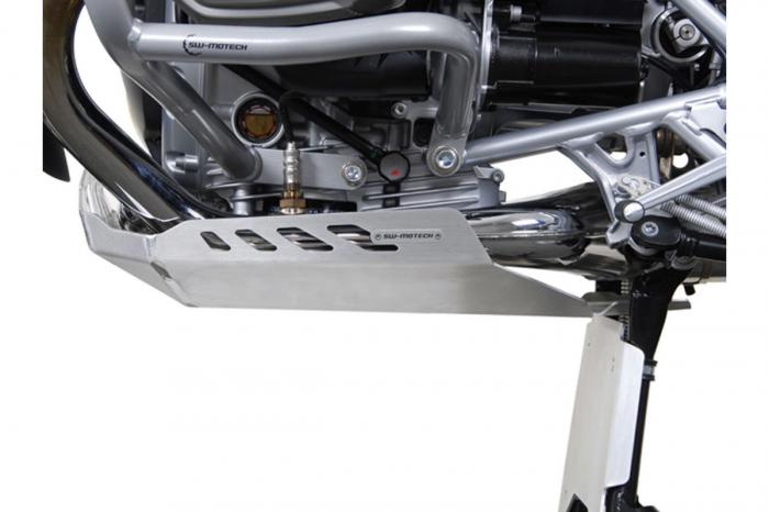 Scut motor Argintiu BMW R 1200 GS 2004-2012 [1]