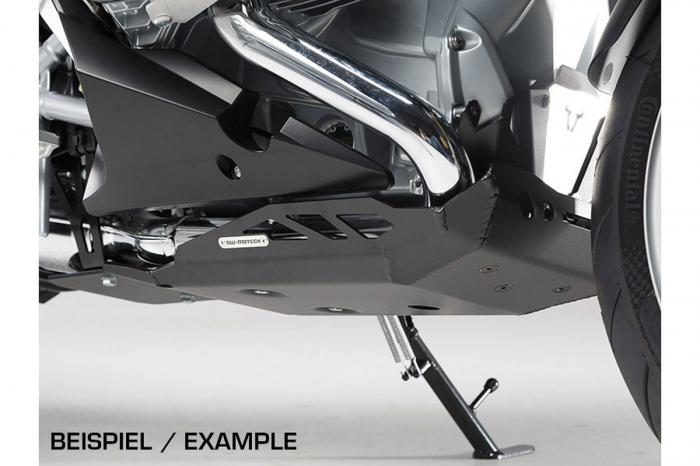 Scut motor Argintiu BMW R 1200 RT 2014- [0]