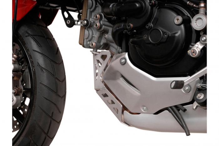 Scut motor Argintiu Ducati Multistrada 1200 2010-2012 [2]