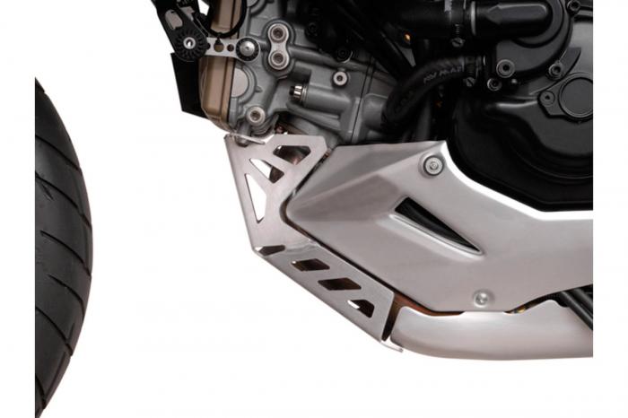 Scut motor Argintiu Ducati Multistrada 1200 2010-2012 [1]
