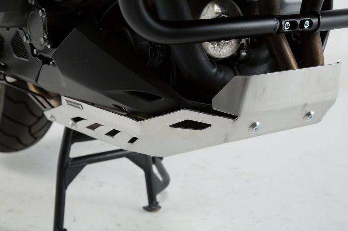 Scut motor Argintiu Honda VFR 1200 X Crosstourer 2011- [0]