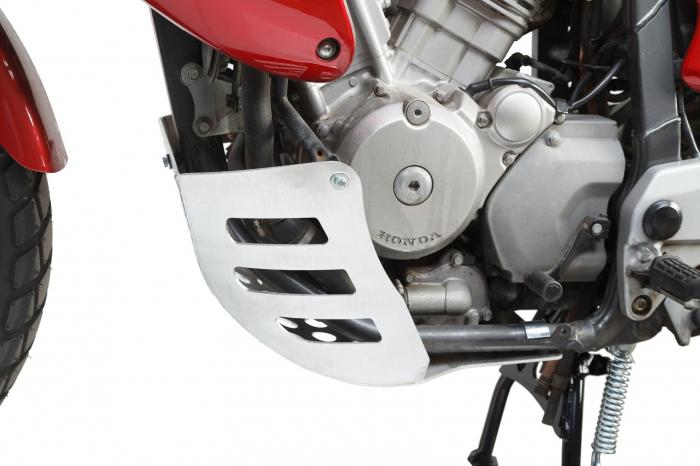 Scut motor Argintiu Honda XL 650 V Transalp 2000-2002 [0]