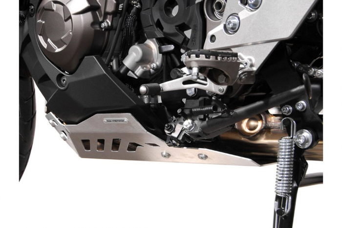 Scut motor Argintiu Kawasaki Versys 1000 2012-2014 [2]