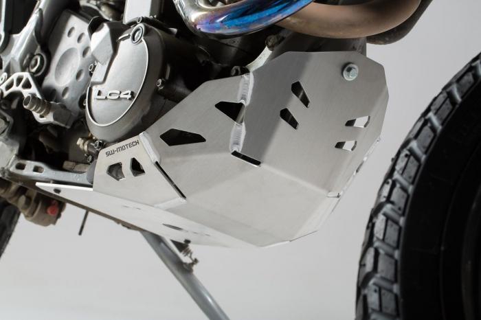 Scut motor Argintiu KTM 620 Adventure 1996-1999 MSS.04.060.10000/S [0]