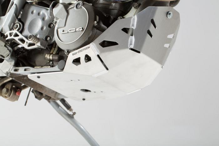 Scut motor Argintiu KTM 620 Adventure 1996-1999 MSS.04.060.10000/S [4]