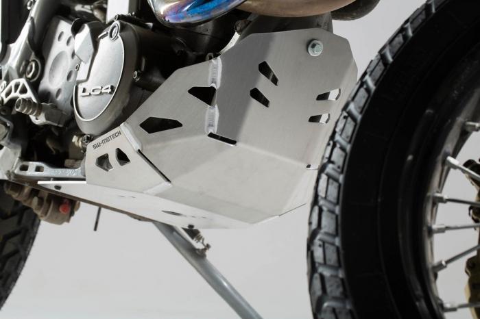 Scut motor Argintiu KTM 620 Adventure 1996-1999 MSS.04.060.10000/S [1]