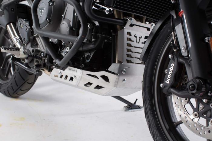 Scut motor Argintiu Triumph Tiger 1200 Explorer 2011- [0]