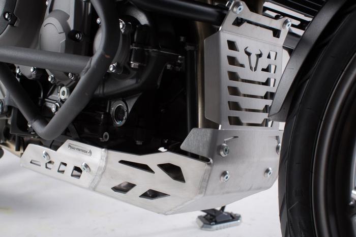 Scut motor Argintiu Triumph Tiger 1200 Explorer 2011- [2]