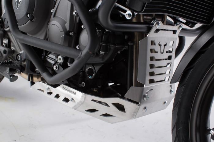 Scut motor Argintiu Triumph Tiger 1200 Explorer 2011- [1]