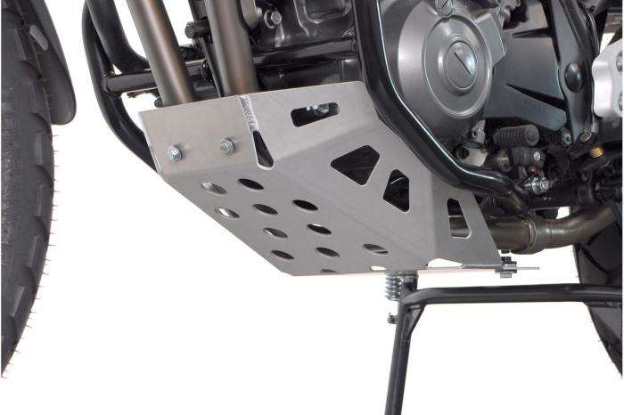 Scut motor Argintiu Yamaha XT 660 R 2004-2009 [1]