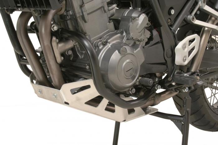 Scut motor Argintiu Yamaha XT 660 R 2004-2009 [2]