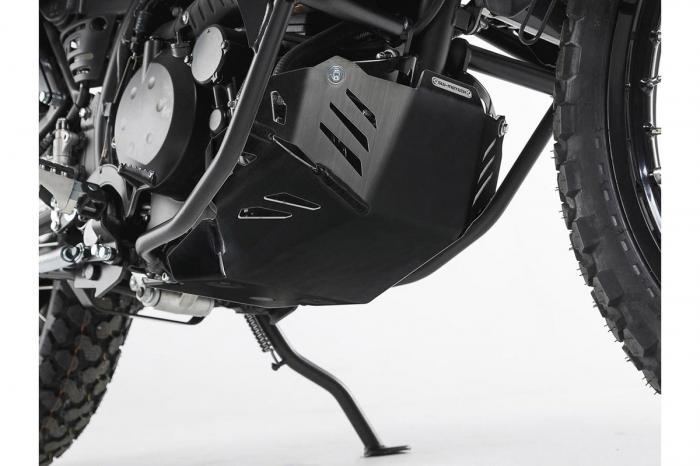 Scut motor Negru Kawasaki KLR 650 (08-) [0]
