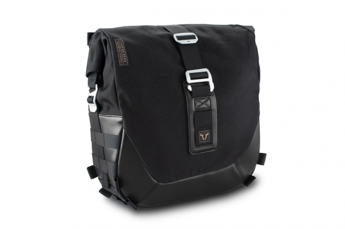 Set genti laterale Legend Gear - Editie Neagru Yamaha XSR900 Abarth (17-). 0