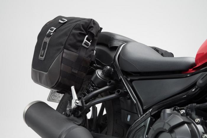 Set genti laterale Legend Gear Honda CMX500 Rebel (16-). 0
