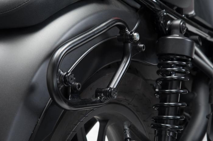 Set genti laterale Legend Gear Honda CMX500 Rebel (16-). 2