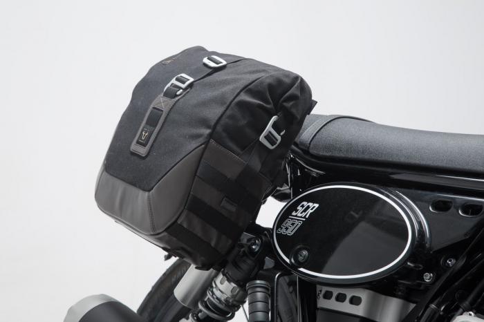 Set genti laterale Legend Gear Yamaha SCR 950 (16-). 0