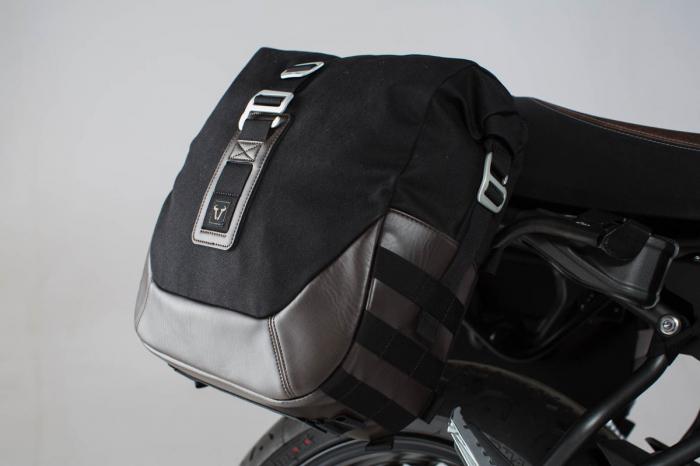 Set genti laterale Legend Gear Yamaha XSR 700 (16-). 1