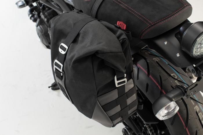 Set genti laterale Legend Gear Yamaha XSR900 Abarth (17-). 0