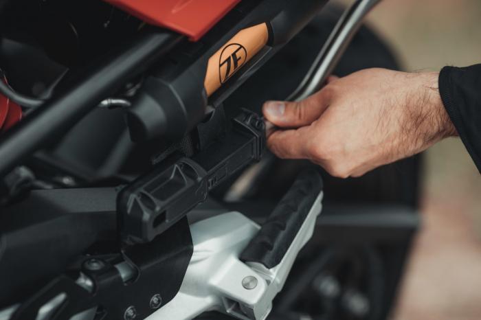 Set genti laterale PRO Blaze H saddlebag Ducati Monster 821 [2]
