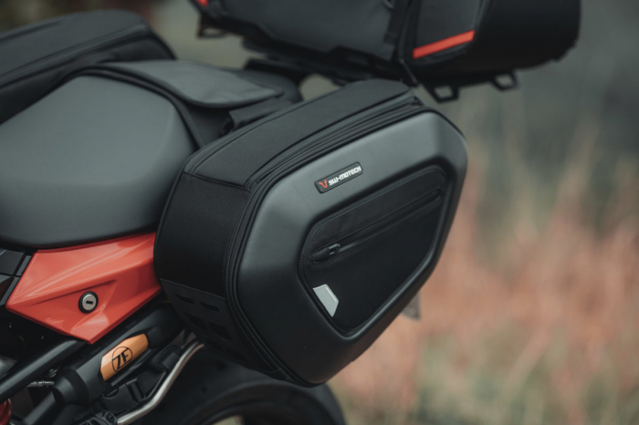 Set genti laterale PRO Blaze H saddlebag Ducati Scrambler Sixty2 [7]