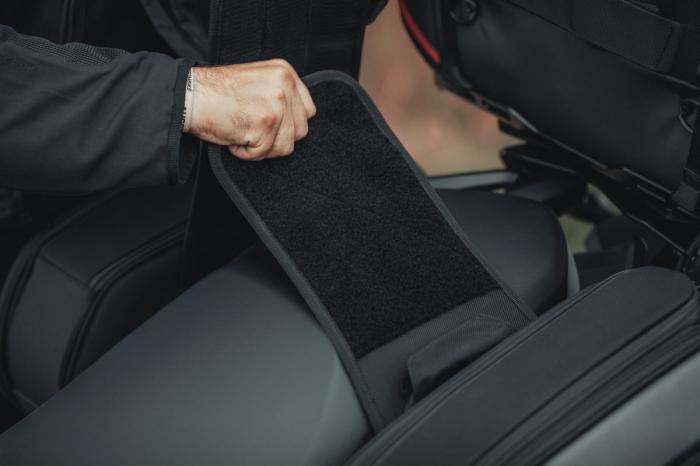Set genti laterale PRO Blaze H saddlebag Suzuki GSX 1300 R Hayabusa [6]