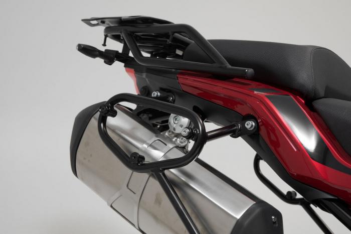 Set genti laterale Urban ABS cu sistem fixare 2x 16.5 l. Benelli TRK 502 X (18-). [2]