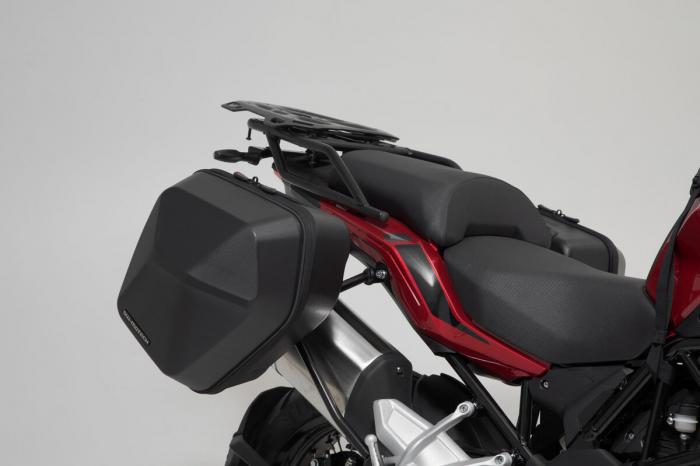 Set genti laterale Urban ABS cu sistem fixare 2x 16.5 l. Benelli TRK 502 X (18-). [3]