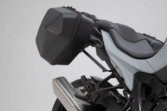 Set genti laterale Urban ABS cu sistem fixare 2x 16,5 l. BMW S 1000 XR (19-). [5]