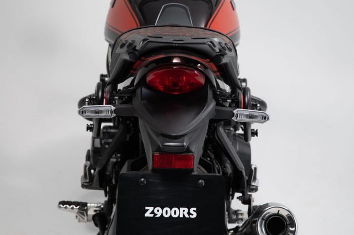 Set genti laterale Urban ABS cu sistem fixare 2x 16,5 l. Kawasaki Z900RS (17-). [6]