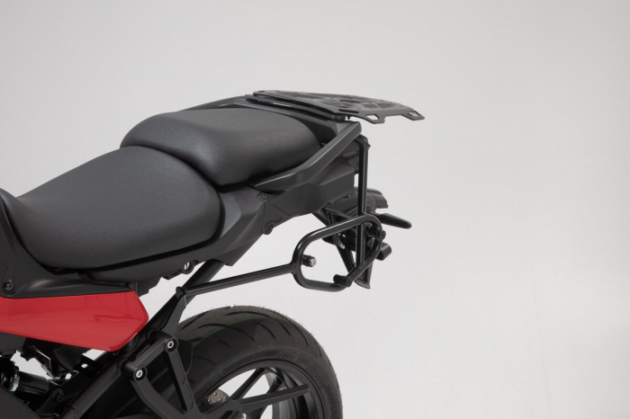 Set genti laterale Urban ABS cu sistem fixare 2x 16,5 l. Yamaha Tracer 9 (20-). [2]