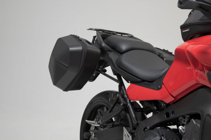 Set genti laterale Urban ABS cu sistem fixare 2x 16,5 l. Yamaha Tracer 9 (20-). [4]