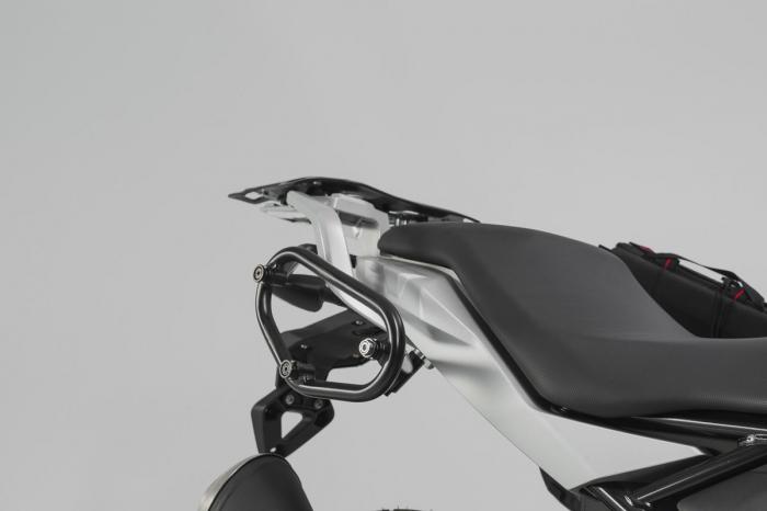 Set genti laterale URBAN ABS cu sistem fixare. 2x 16 l. BMW G 310 GS (17-). 1