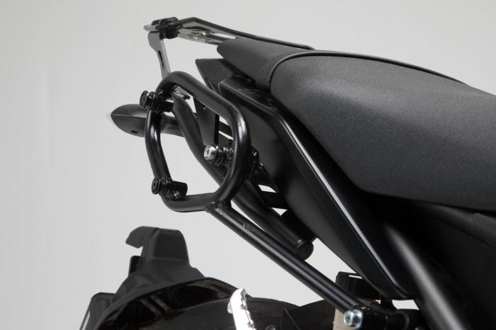 Set genti laterale Urban ABS cu sistem fixare. 2x 16 l. Yamaha MT-09 (16-). 2