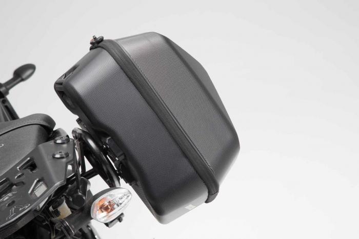 Set genti laterale Urban ABS cu sistem fixare. 2x 16 l. Yamaha MT-09 (16-). 4