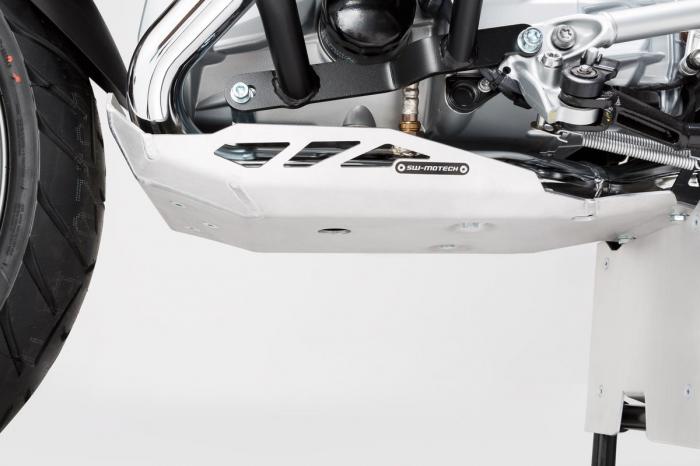 Set protectii Adventure Argintiu. BMW R1200GS LC (16-) / Rallye (17-). 3
