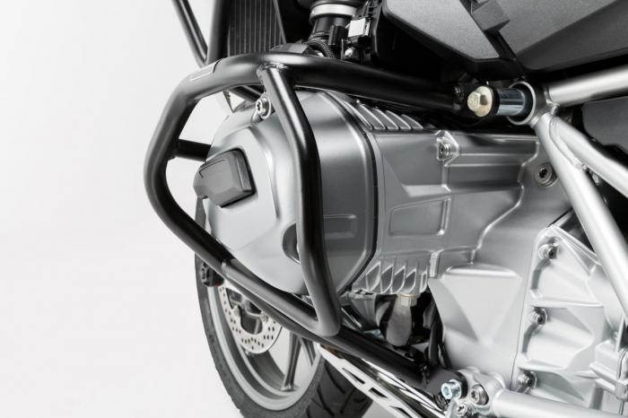 Set protectii Adventure Negru. BMW R1200GS LC (16-) / Rallye (17-). [1]