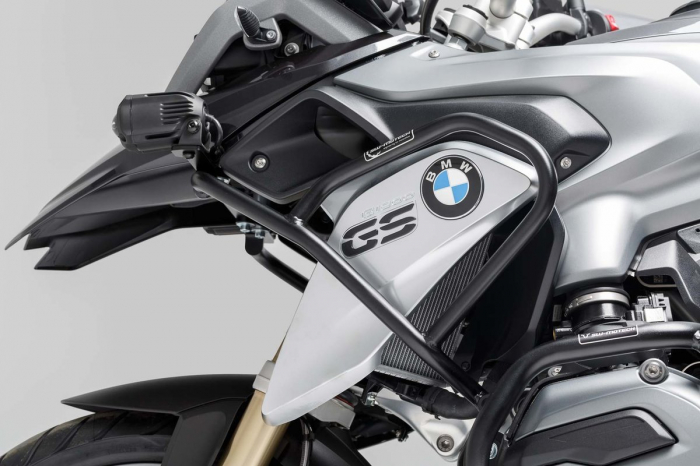 Set protectii Adventure Negru. BMW R1200GS LC (16-) / Rallye (17-). [2]