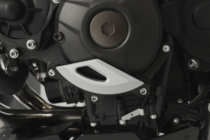 Set protectii Adventure Yamaha MT-09 Tracer (14-16). 3