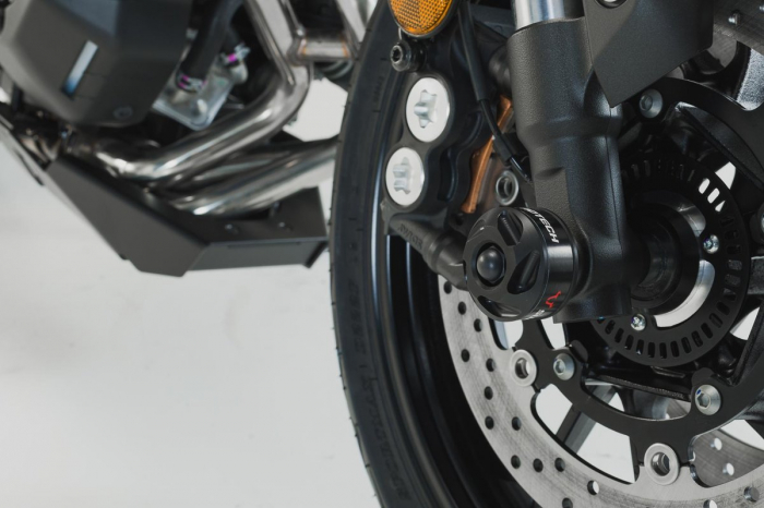 Set protectii Adventure Yamaha MT-09 Tracer (14-16). 4