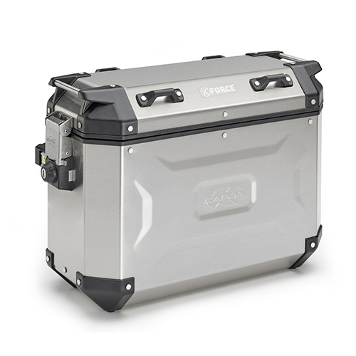 Set Side Case Kappa K-Force de 37 L Aluminiu [0]
