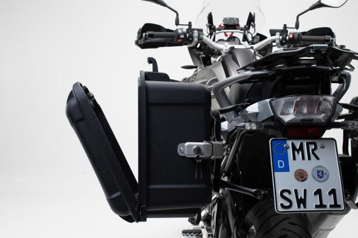 Set Sistem Cutii Laterale Nanuk Negru Triumph Tiger 900/ GT/ Rally/ Pro (19-) [3]