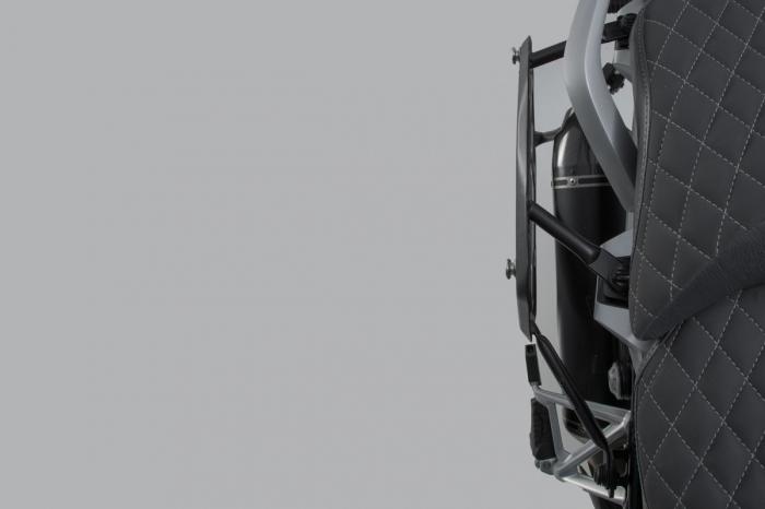 Sistem cutii laterale Trax Adv aluminiu 45/37 l. + Akrapovic BMW R 1250 GS/Adv/Rallye (18-). [5]
