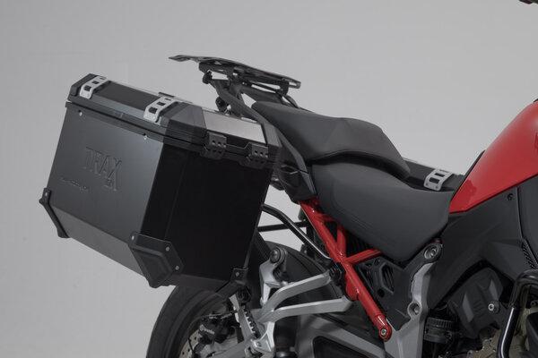 Sistem cutii laterale Trax Ion aluminiu 45/45 l. Ducati Multistrada V4 (20-) [6]