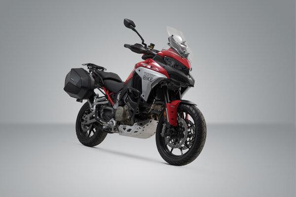Sistem Genti Laterale Aero ABS 2x25 l Ducati Multistrada V4 (20-) [1]